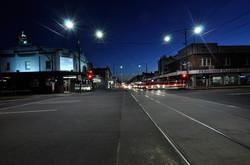 Sydney Road, Coburg - Street Lighti
