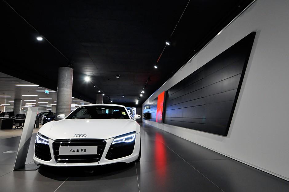 Audi Centre Melbourne
