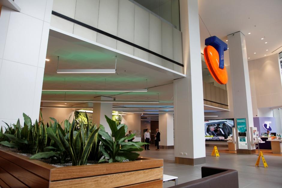 Telstra Foyer, Adelaide