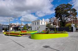 Oxford Street Park, Collingwood