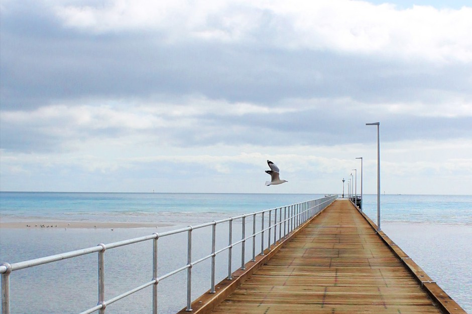 Rosebud Pier, Mornington