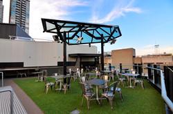 Swanston Academic Building Roof Top