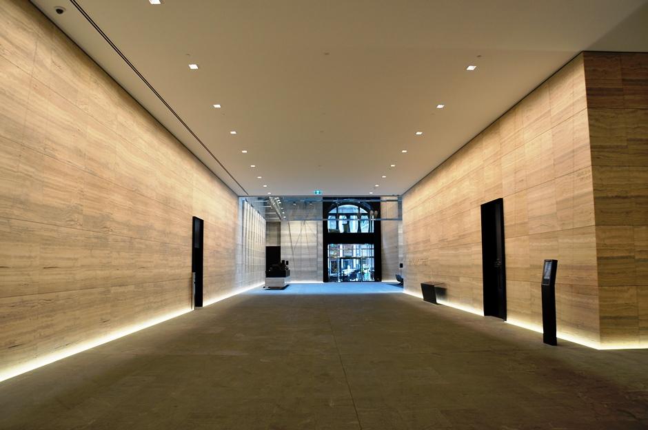 171 Collins Street Foyer