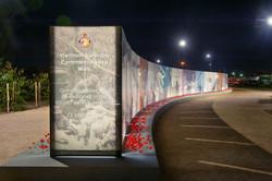 Vietnam Veterans Commemorative Wall