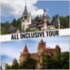 Dracula castle tour from Bucharest