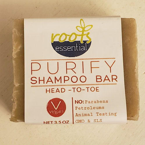Purify Shampoo Bar