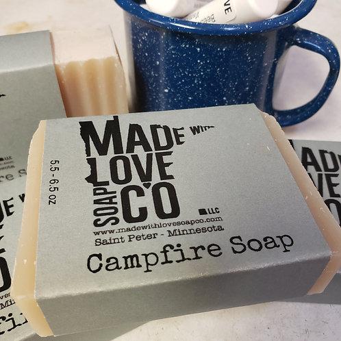 Campfire Handmade Soap