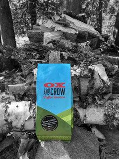 Crow's Nest Coffee (Dark Roast) - 12 oz