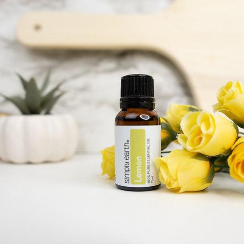Lemon Essential Oil