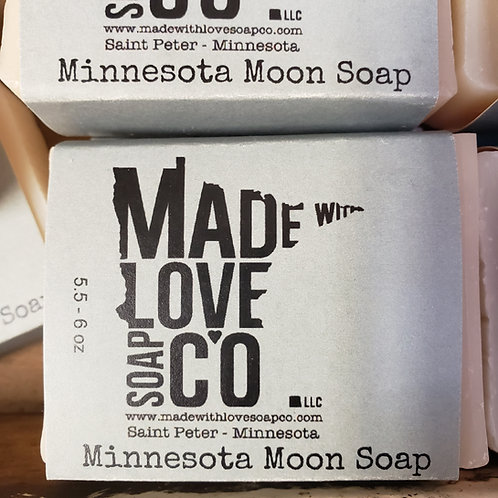 Minnesota Moon Handmade Soap