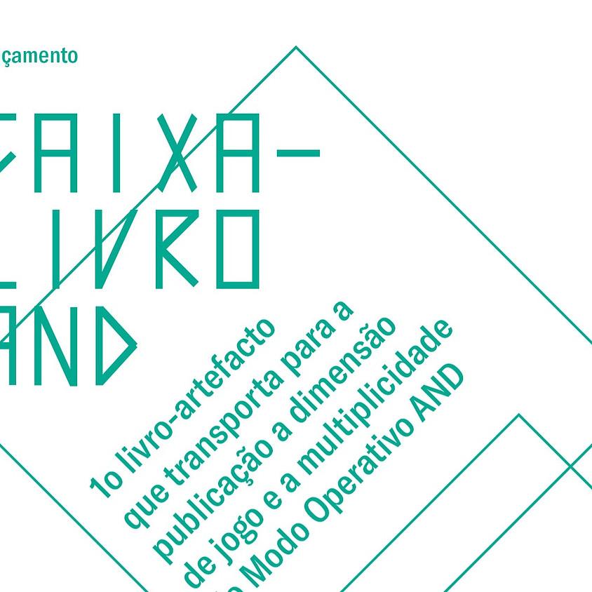 Caixa-Livro AND | Lançamento Lisboa