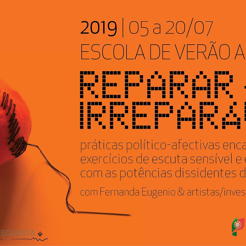 Escola de Verão AND 2019 (Edição#4)   AND Summer School 2019 (#4 Edition)