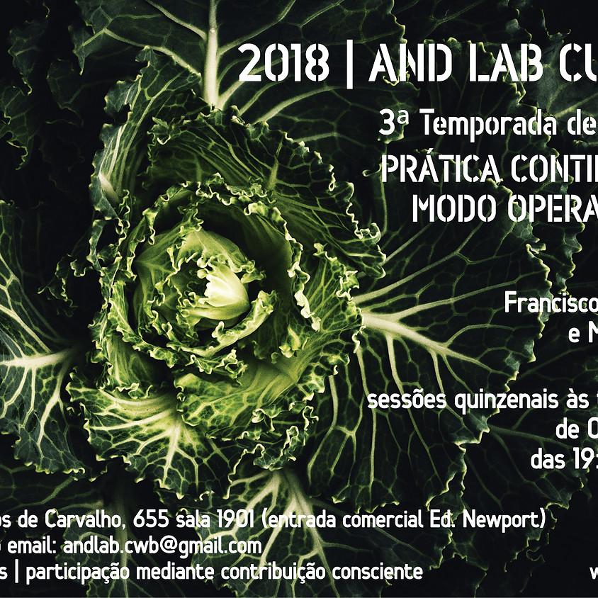 Núcleo AND Lab Curitiba | 3ª Temporada de Encontros