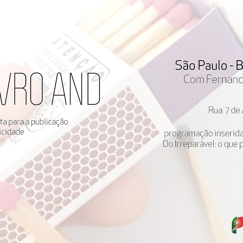 Caixa-Livro AND | Pré-Lançamento São Paulo - Brasil