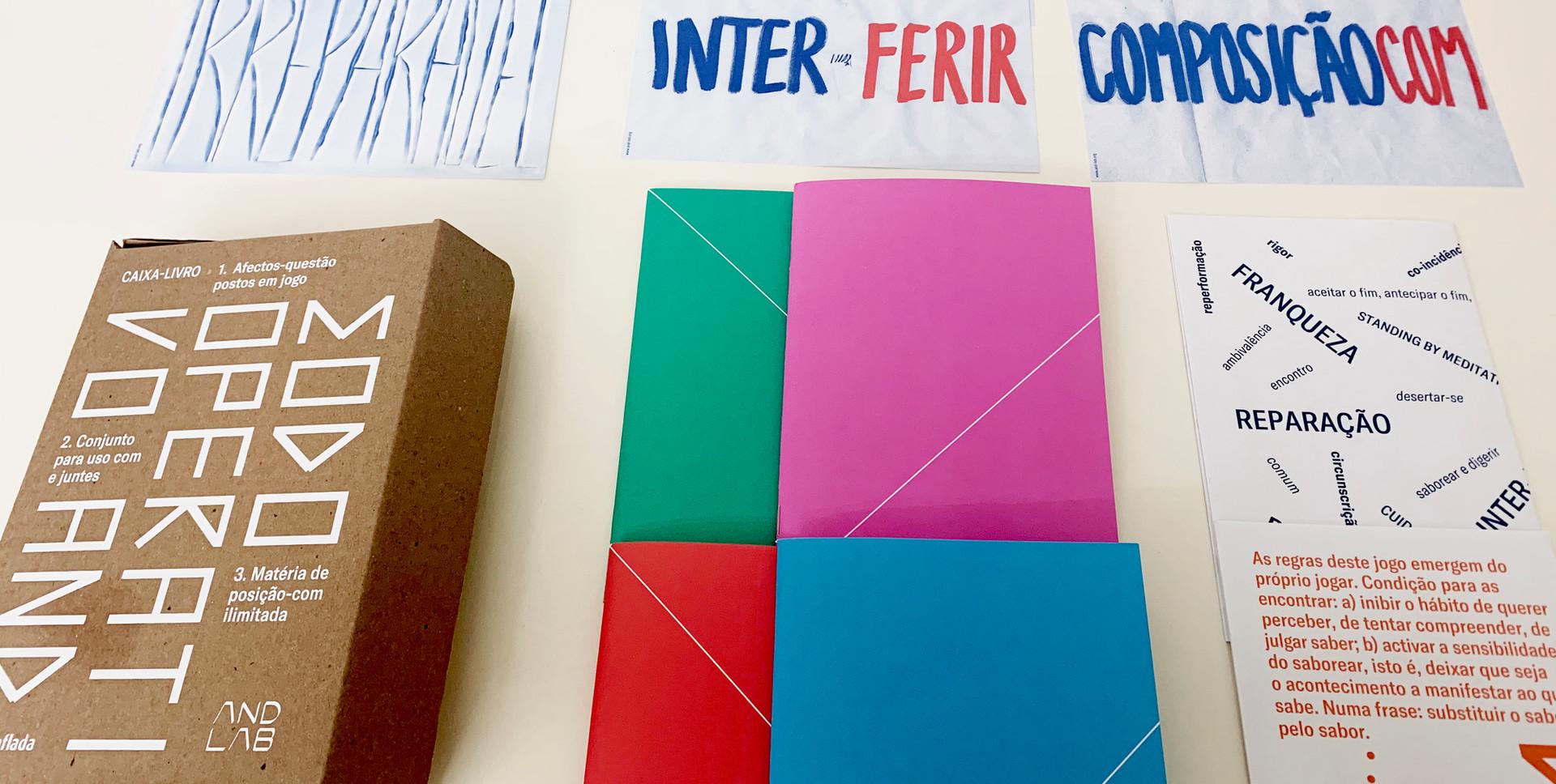 Caixa-Livro AND | Conteúdo