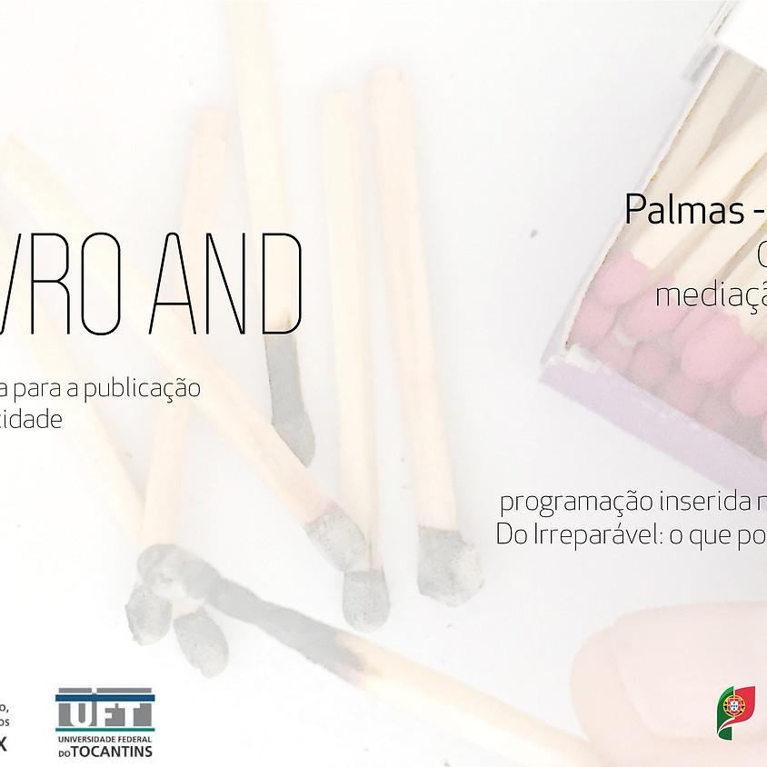 Caixa-Livro AND | Pré-Lançamento Palmas - Brasil
