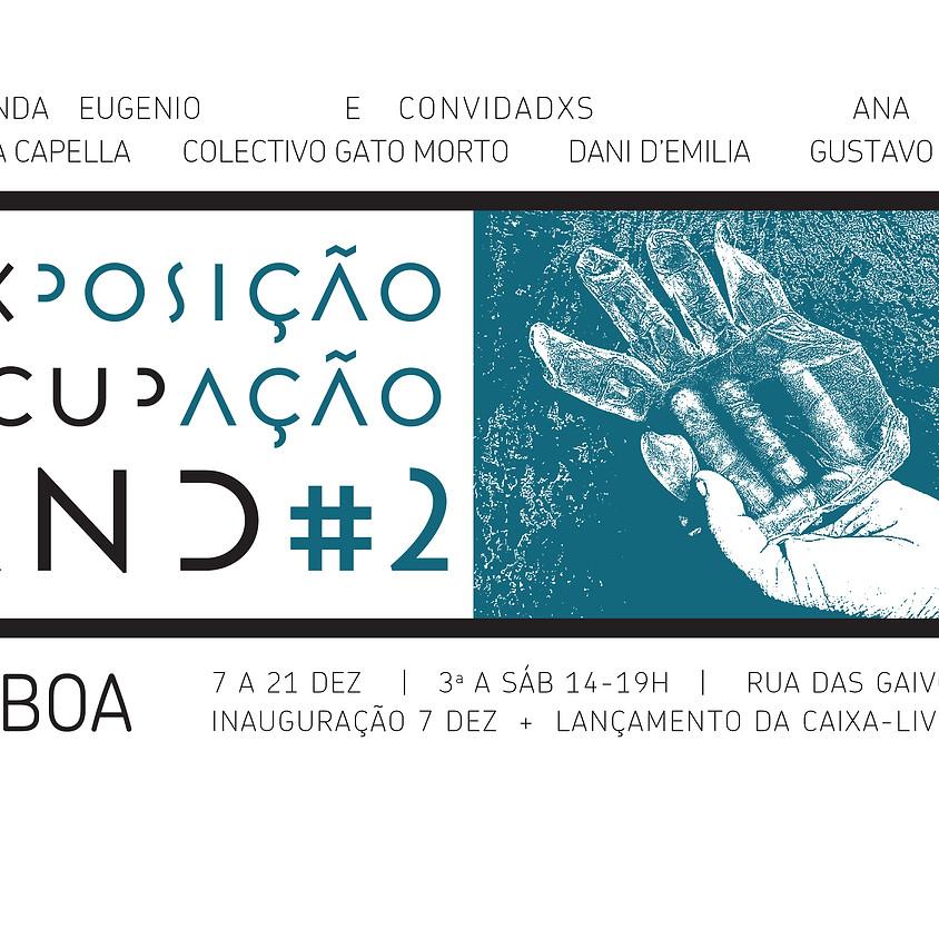 Exposição-Ocupação AND #2 | Lisboa