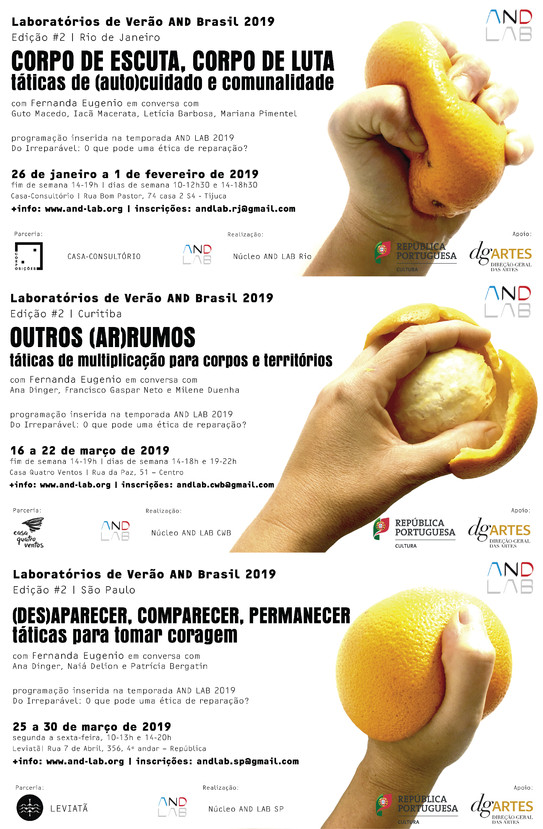 2019 - Laboratórios AND Brasil