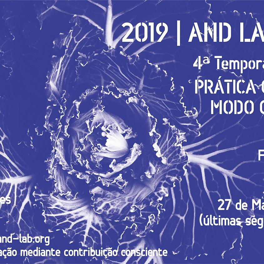Núcleo AND Lab Curitiba | 4ª Temporada de Encontros