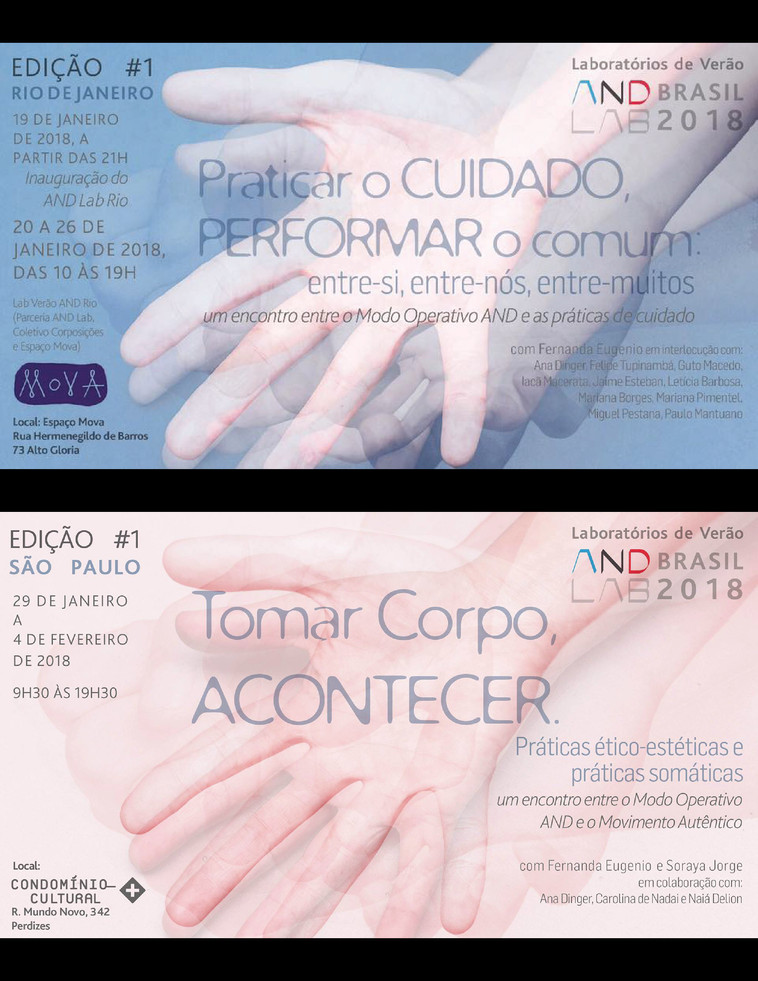 2018 - Laboratórios AND Brasil