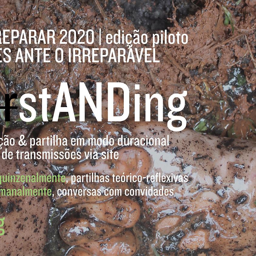 stANDing | Programa de Transmissões via Site