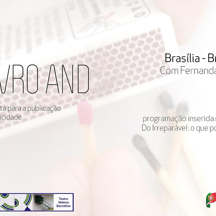 Caixa-Livro AND   Pré-Lançamento Brasília - Brasil