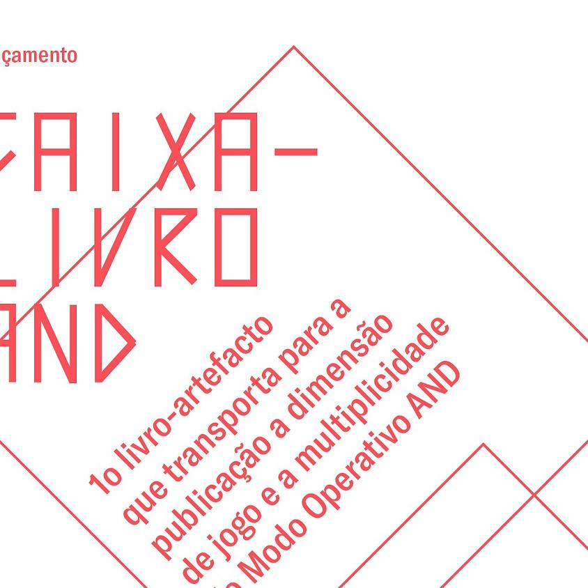 Caixa-Livro AND | Lançamento Porto