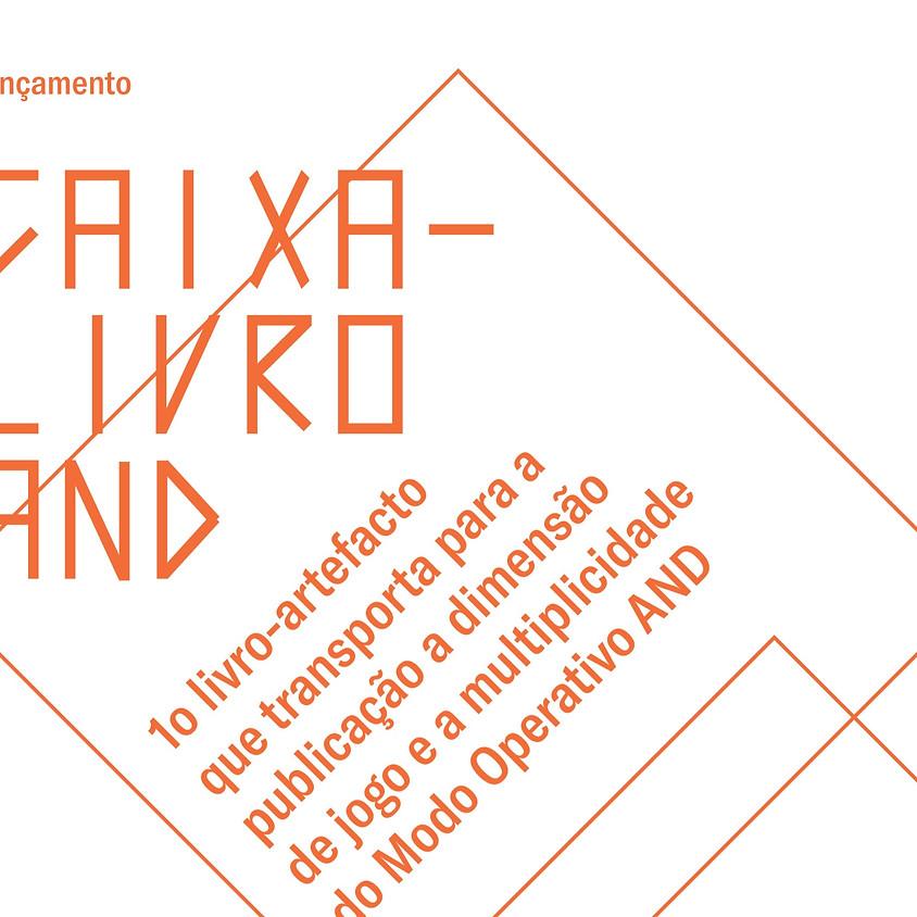 Caixa-Livro AND   Lançamento Curitiba