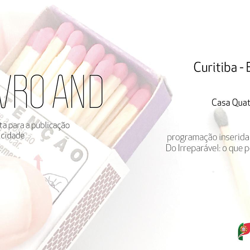Caixa-Livro AND | Pré-Lançamento Curitiba - Brasil