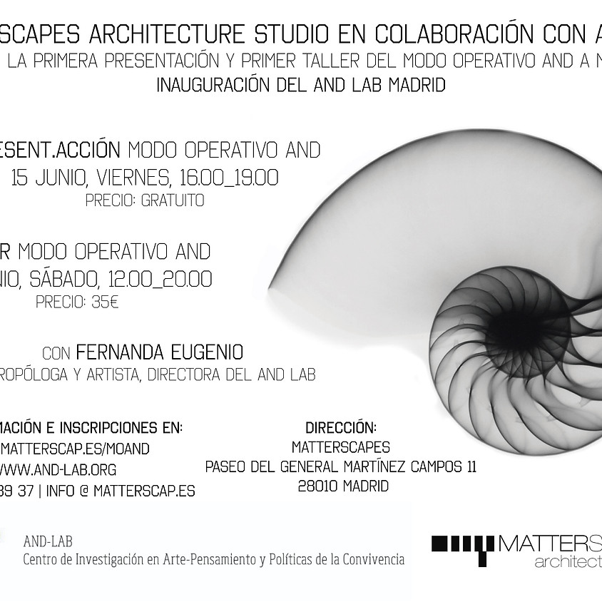 Inauguración del AND Lab Madrid