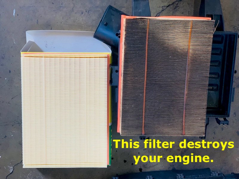 air filter sprinter van repair san diego