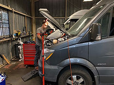 Sprinter Service & Repair vista