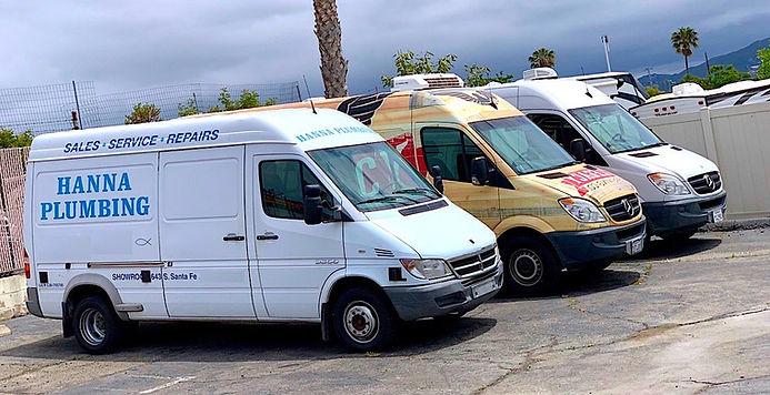 Sprinter van San Diego CA repair service