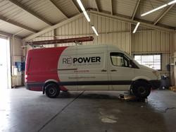 Sprinter van rv repair