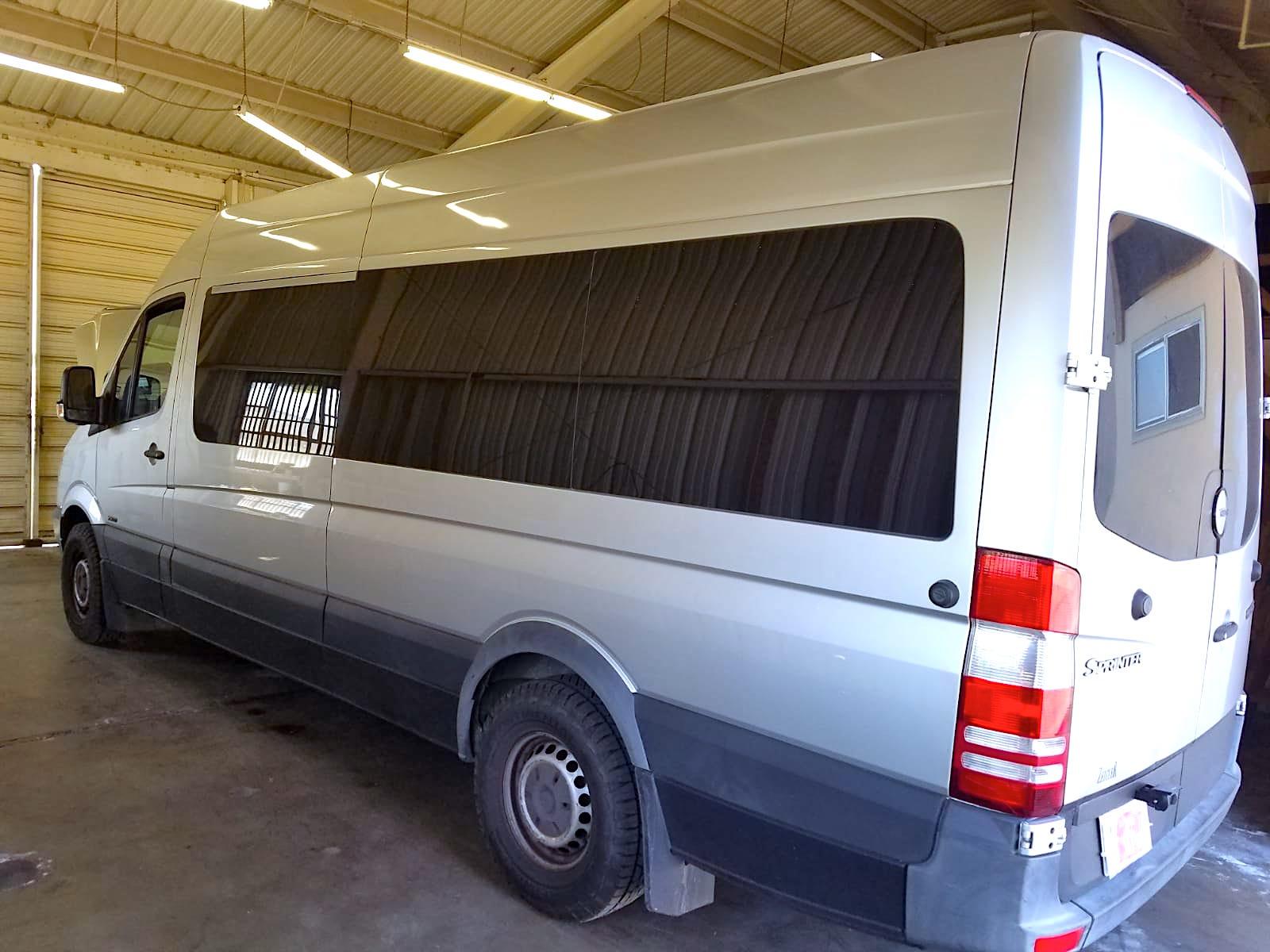 Dodge Sprinter van repair