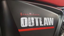 SWM Outlaw 125 /440