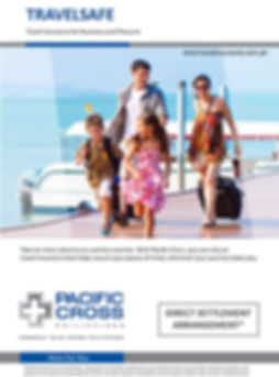 Pacific Cross (formerly Blue Cross) Travel Insurance Philippines