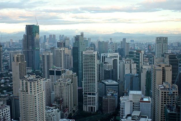 Makati Skyline - Insurance in the Philippines