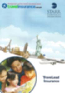TraveLead - Travel Insurance by Starr International Philippines Branch