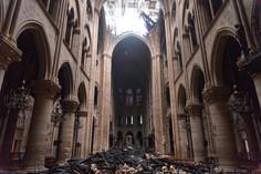 Notre-Dame / Feu du siècle