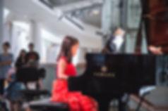 My Piano Room Esplanade - Testimonial Ashley