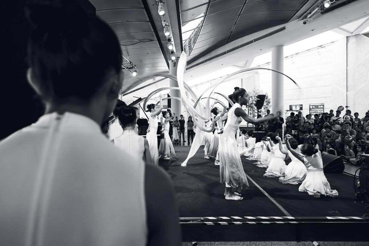 Chij Katong Primary School Dancers