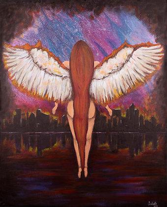 Redheaded Angel