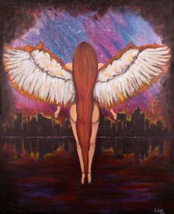 Red Headed Angel