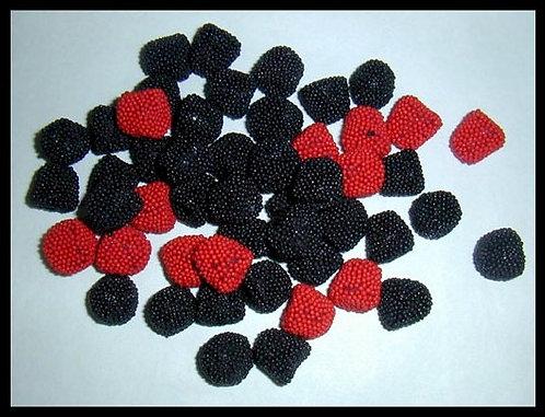 Raspberries & Black Berries