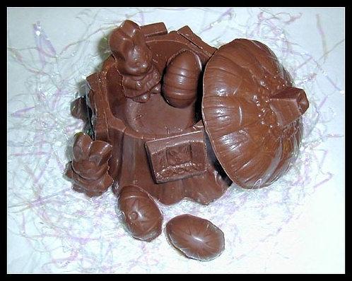 Custom Molded Chocolates