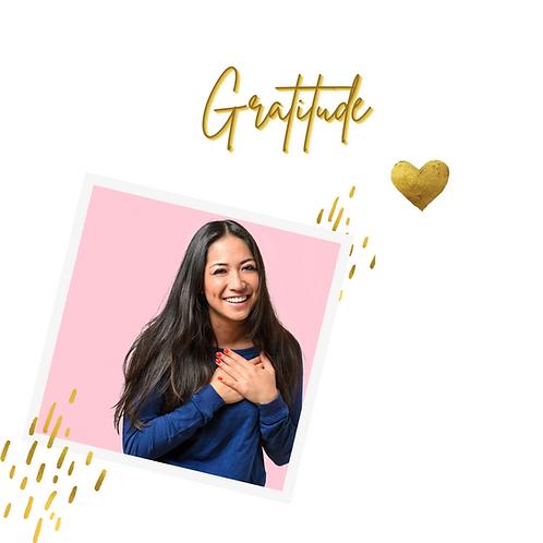 Activer le pouvoir de la gratitude (28 minutes)