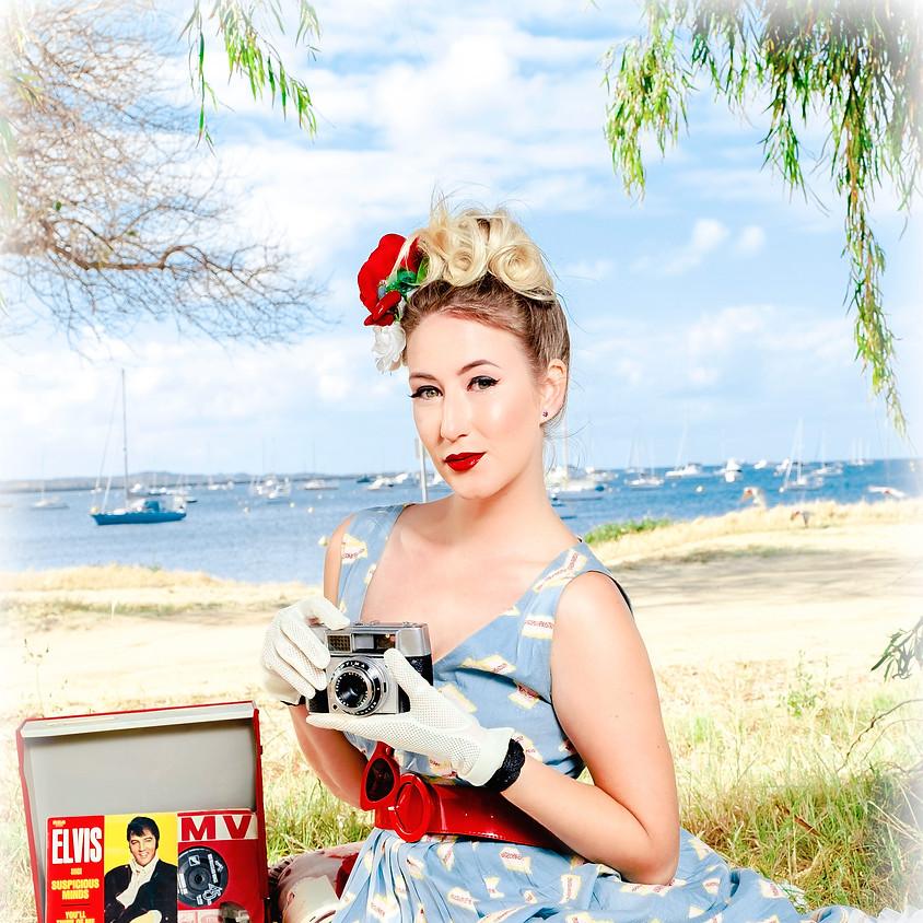 Pinup Photoshoot Workshop - Beach & Picnic