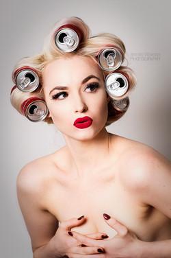 Miss Dolly Von Blonde