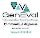 Annonce création de GenEval